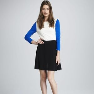 Tibi Colorblock Jersey Dress